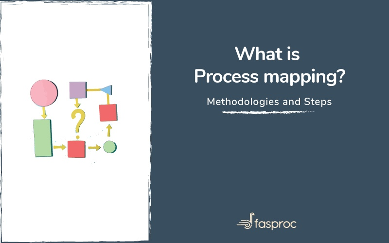 What is Process mapping? Methodologies and Steps
