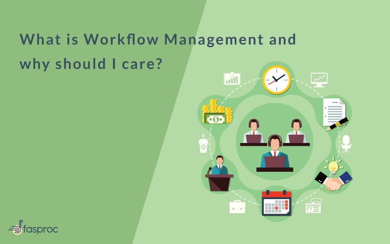 What is workflow management