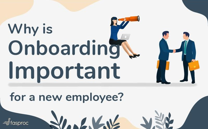 Why is onboarding important for a new employee?